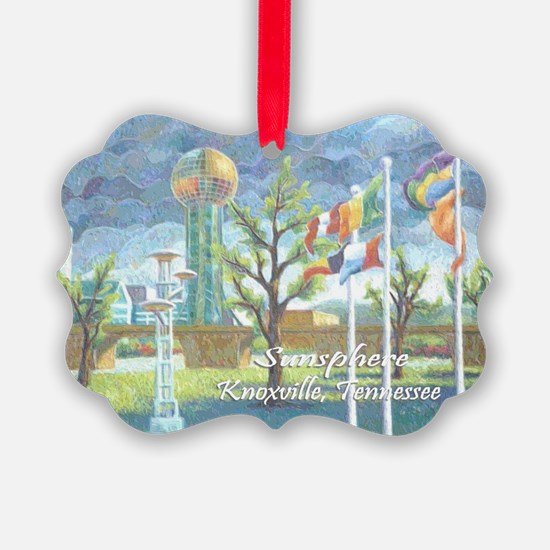 Sunsphere Ornament