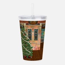 Magical Christmas Acrylic Double-wall Tumbler