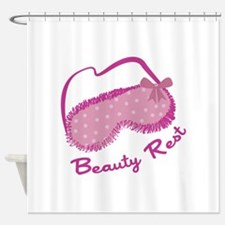 Beauty Rest Shower Curtain