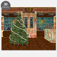Magical Christmas Puzzle