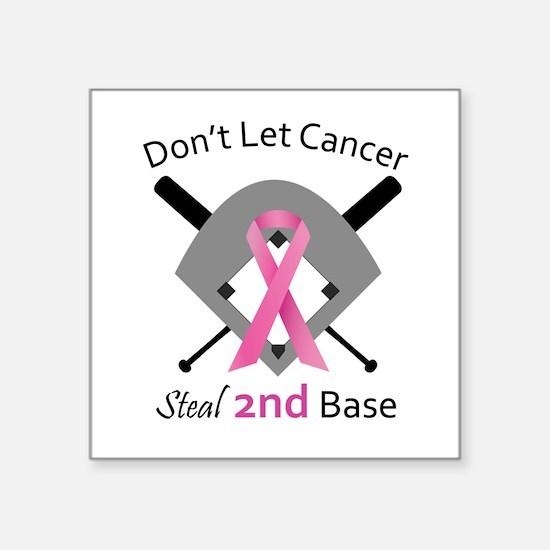 Steal 2nd Base - Light Sticker