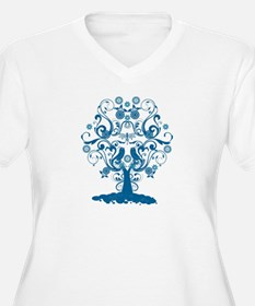 Tree of Love Plus Size T-Shirt