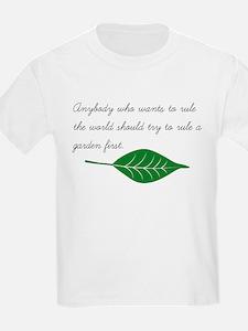 To Rule a Garden T-Shirt