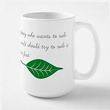To Rule a Garden Mugs