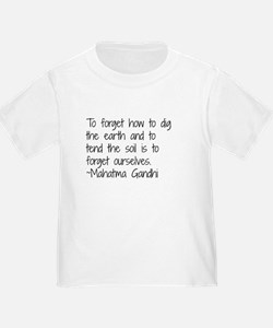 To forget T-Shirt