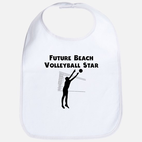 Future Beach Volleyball Star Bib
