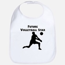Future Volleyball Star Bib