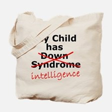 Intelligence Tote Bag