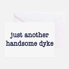 handsome dyke