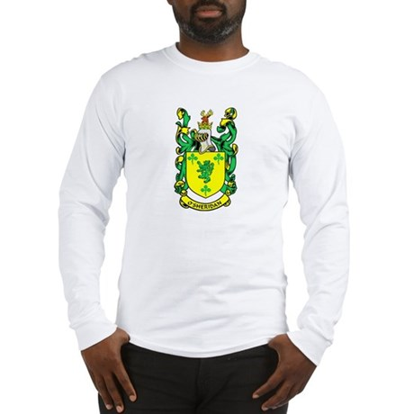 O'SHERIDAN 1 Coat of Arms Long Sleeve T-Shirt