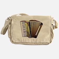 Funny Musical instruments Messenger Bag