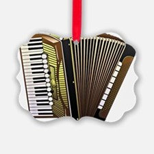 Cute Musical instruments Ornament