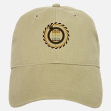 BEAR PRIDE COLORS-SPIRAL-2 Baseball Baseball Cap