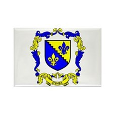O'SHEA Coat of Arms Rectangle Magnet (10 pack)