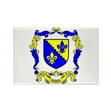 O'SHEA Coat of Arms Rectangle Magnet