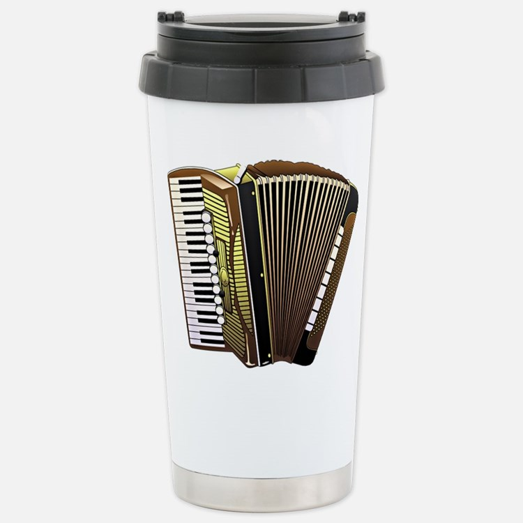 Cute Musical instruments Travel Mug