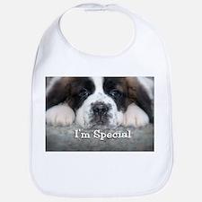 I'm Special Bib