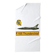 Aircraft Beach Towel
