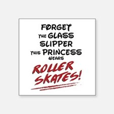 Roller Princess Sticker