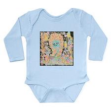 """Muerta Lisa"" Long Sleeve Infant Bodysuit"