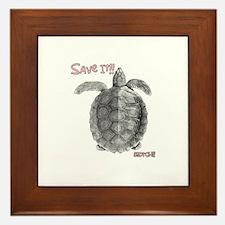 SAVE IT!! Framed Tile