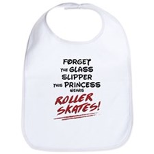 Unique Roller derby girl Bib