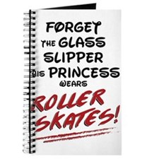 Cute Roller skate Journal