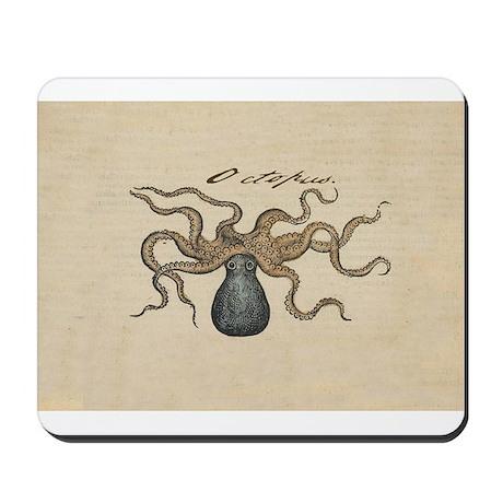 Vintage Kraken Illustration Octopus Kraken vintage...