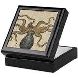 Octopus Keepsake Boxes