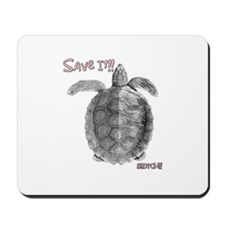 SAVE IT!! Mousepad