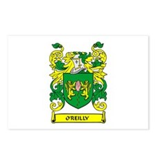 O'REILLY Coat of Arms Postcards (Package of 8)
