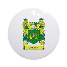 O'REILLY Coat of Arms Ornament (Round)