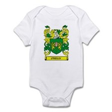 O'REILLY Coat of Arms Infant Bodysuit