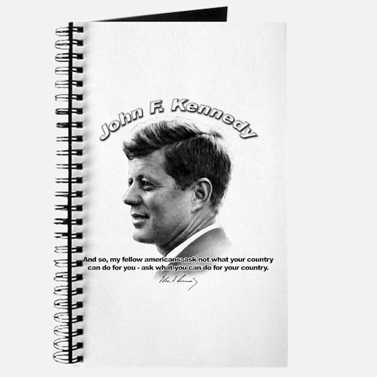 John F. Kennedy 03 Journal