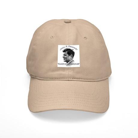 John F. Kennedy 03 Cap