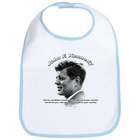 John F. Kennedy 03 Bib