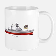 USS BIDDLE DLG34 Mugs
