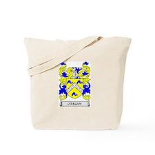 O'REGAN Coat of Arms Tote Bag