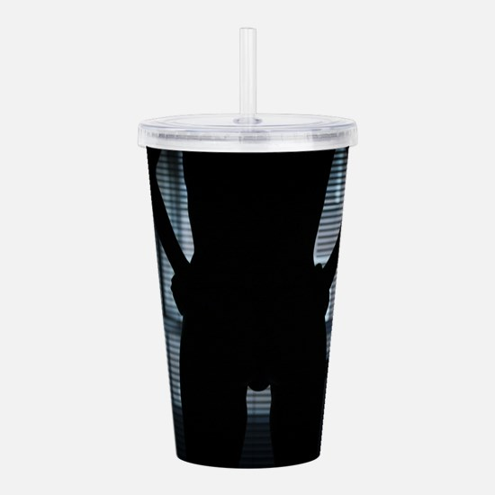 Unique Cinema Acrylic Double-wall Tumbler