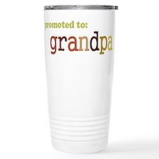 Unique Pregnant christmas Travel Mug