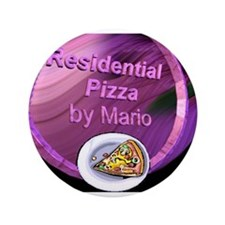 "Funny Italien 3.5"" Button (100 pack)"