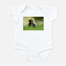 Little Monkey Infant Bodysuit