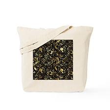 Cute Black and gold Tote Bag
