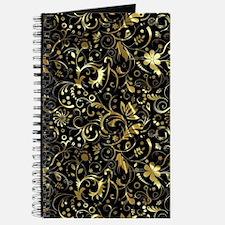 Cute Gold rush Journal