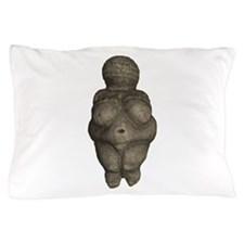Prehistoric Venus Figurine Pillow Case