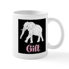 White Elephant Gift Mugs