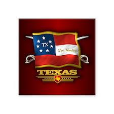 Texas DV Sticker