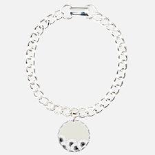 Chick White Anemone Wedd Bracelet