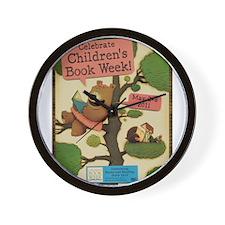 2011 Children's Book Week Wall Clock