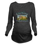 Long Beach Municipal Long Sleeve Maternity T-Shirt